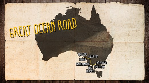 Road trip i Australia - Great Ocean Road - KILROY