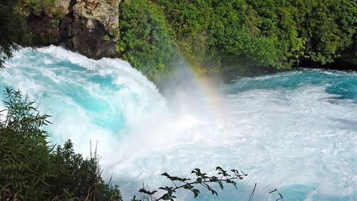 Haku Falls - Taupo - New Zealand