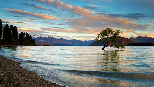Lake Wanaka - New Zealand