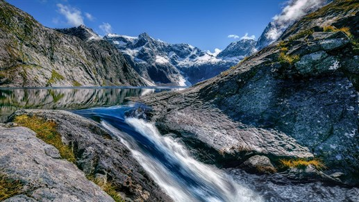 Fiordland National Park - New Zealand - KILROY