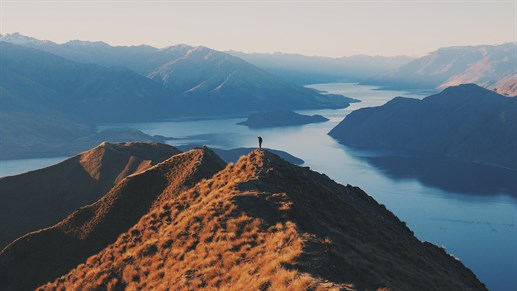 Roy's Peak - Wanaka - New Zealand