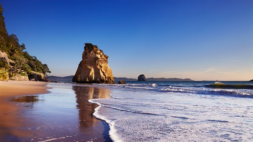 Cathedral Cove - new zealand - kilroy