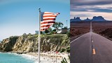 4 episke road trips i USA for grupper