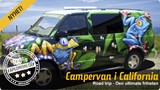 Campervan i California