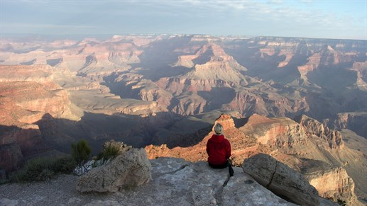 Backpacking i USA - Opplev Grand Canyon!