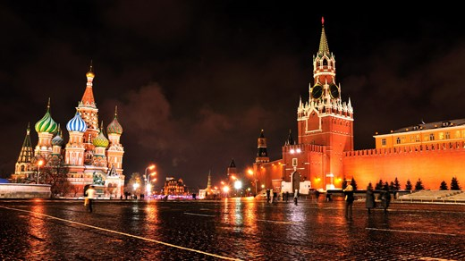 destinasjoner russland den transsibirske jernbanen