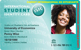 ISIC - International Student Identity Card (student)