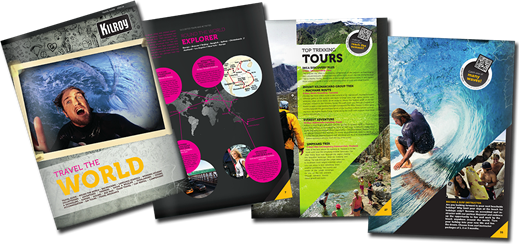 KILROY travel brochure 2014