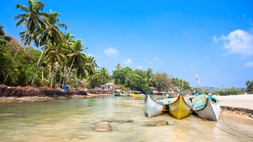 Juleferietips - Goa, India