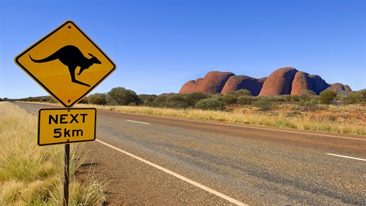 Reiser til Australia - Backpacking i Australia - KILROY