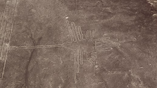 Backpacking i Peru - Nasca Lines - KILROY